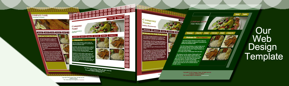Our web design templates